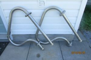 2 - Recreational or Swimming  Pool Hand Rails