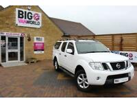 2015 NISSAN NAVARA DCI 190 TEKNA 4X4 DOUBLE CAB WITH TRUCKMAN TOP PICK UP DIESEL