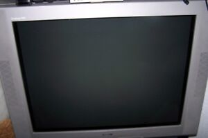 Free Sony Trinitron XBR 36 inch with $150 matching stand