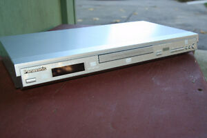 Panasonic DVD/CD PLAYER