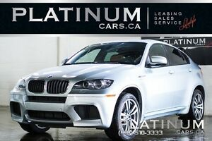 2010 BMW X6 M X6M/ NAVIGATION/ / EXECUTIVE PKG/ 555 HORSEPOWER