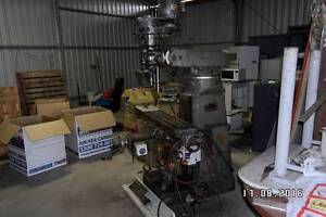 Bridgeport Milling Machine Beeliar Cockburn Area Preview