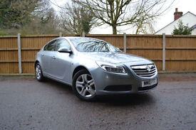 2010 Vauxhall Insignia 2.0CDTi 16v Exclusiv £116 A Month £0 Deposit