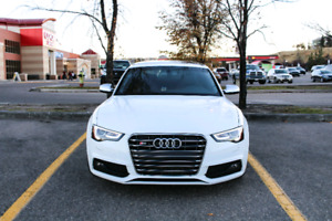 2013 Audi S5 AWD S-Tronic *Financing & Warranty available*