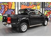 2015 VW AMAROK DOUBLE CAB 2.0BITDI 180PS DSG HIGHLINE