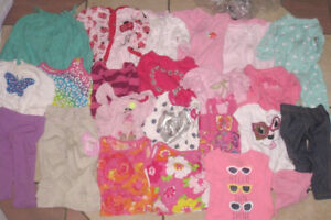 Lot of 6-9 month Baby Girl Clothes in very good condition