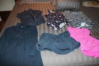 Girls lot of clothing size 8-12