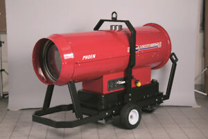 40% OFF!! NEW IN THE BOX INDIRECT PROPANE CONSTRUCTION HEATERS