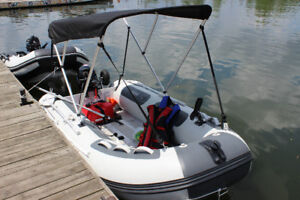 End of Season Sale! 9FT Most Durable Premium Inflatable Boat