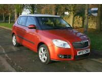 AUTOMATIC SKODA FABIA 3 done 26859 Mile with FULL SERVICE HISTORY and NEW MOT
