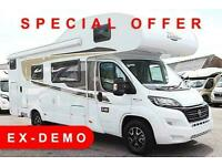 Carado Alcoven 461 Coachbuilt 2.3 6 speed manual Diesel