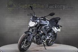 2016 66 YAMAHA MT-125 ABS 125CC 0% DEPOSIT FINANCE AVAILABLE