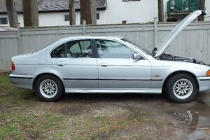 1998 bmw 528i parting out