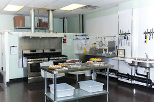 Commercial Kitchen Available