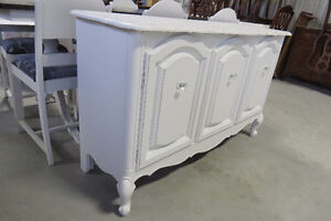Queen Anne Style Sideboard London Ontario image 2