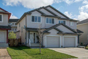 Three Bedroom Two Storey Duplex In Desired SW Rutherford