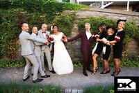 SERVICE,PHOTOGRAPHIE,VIDÉOGRAPHIE POUR MARIAGE ET AUTRE 399$