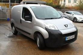 Peugeot Bipper 1.3 Hdi 75 S [Non Start/Stop] DIESEL MANUAL GREY (2013)
