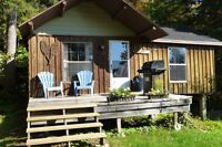 Last minute fishing trip. Cabin rental only $700 weekly.