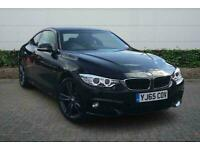 2016 BMW 4 Series 420i xDrive M Sport 2dr Auto [Professional Media] Coupe Automa