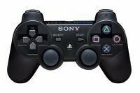 2 PlayStation 3 DualShock 3 Wireless Controllers