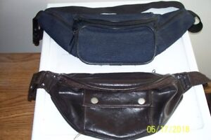 Two Fanny Packs