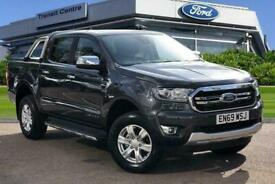 2020 Ford Ranger Pick Up Double Cab Limited 1 2.0 EcoBlue 170 Auto Pick Up Diese