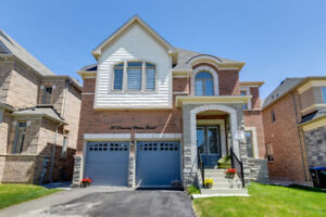 BRAMPTON DETACHED HOME FOR SALE. MISSISSAUGA RD AND STEELES AVE