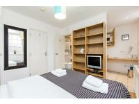 EUSTON -- Modern studio flat Amazing Location