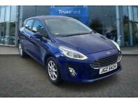 2018 Ford Fiesta 1.1 Zetec 5dr- Bluetooth, LED Day Time Running Lights, Call Us