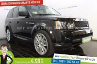 Land Rover Sport HSE Black Edition Active Sound