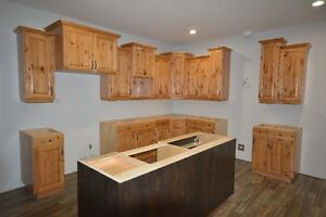 Kitchen cabinets oak, maple, cherry, alder, Birch