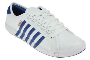 KSWISS NEWPORT TRAINER SPORTS SHOES - 2 DESIGNS MENS