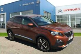 image for 2019 Peugeot 3008 SUV 1.5 BlueHDi Allure EAT (s/s) 5dr Auto SUV Diesel Automatic