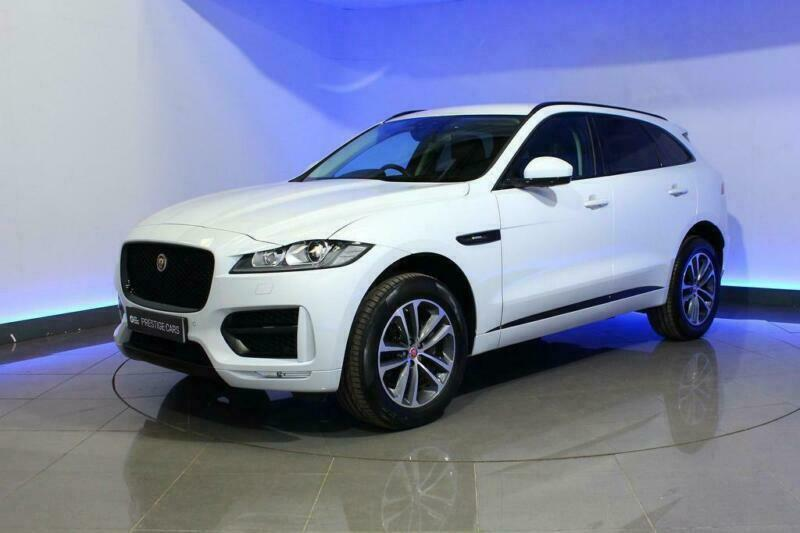 2018 Jaguar F Pace 2 0 I R Sport Awd S S 5dr In Dunstable Bedfordshire Gumtree