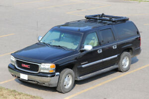 2003 GMC Yukon XL SLT 4x4 Stealth Camper With Shower