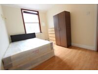 2 WEEKS DEPOSIT ONLY!!! Double rooms in newly refurbished flats