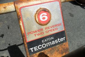 Rototiller – 1966 Eaton's TECO Master 6 HP 2 Speed with Power Re Kingston Kingston Area image 7