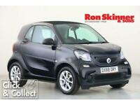 2018 smart fortwo coupe 1.0 PASSION 2d 71 BHP Coupe Petrol Manual