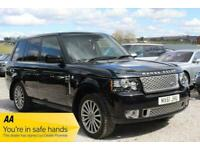 2011 Land Rover Range Rover 4.4 TD V8 Autobiography 5dr SUV Diesel Automatic