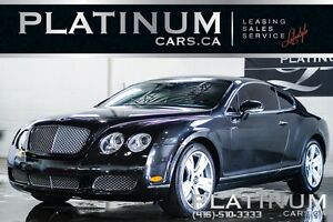 2005 Bentley Continental GT COUPE/ NAVIGATION/ LEATHER/ WOOD TRI