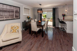 Beautiful 3 bedroom home in North End Halifax