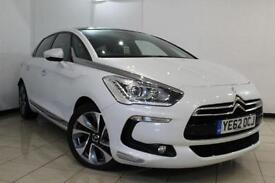2013 62 CITROEN DS5 2.0 HDI DSTYLE 5DR 161 BHP DIESEL