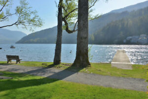 Cultus Lake View Lot