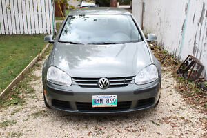 2007 Volkswagen Rabbit Coupe (2 door)