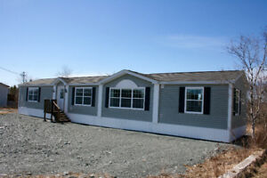 Mini Home for Sale in Mount Uniacke - 13,000+ SQ FT OF LAND