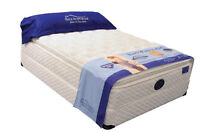MATELAS OR MATTRESS FOR SALE FREE BOXSPRING