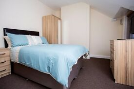 MODERN DOUBLE ROOM TO RENT, ALL BILLS INC, NO DEPOSIT, FULLY FURNISHED, WIFI, CLEANER, TV IN ROOM