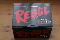 Canon EOS Rebel T2i peu utilisé