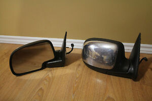 Pair of GMC Pickup Mirrors